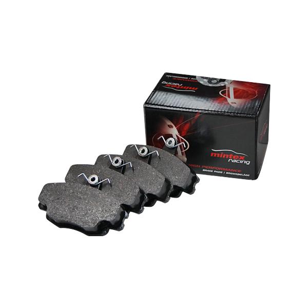 Plaquettes de frein avant Alpine GTA GT et GTA V6 Turbo - Etriers Lucas