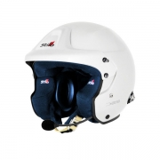 Casque jet STILO TROPHY Plus coloris blanc