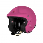 Casque jet STILO TROPHY Plus coloris rose
