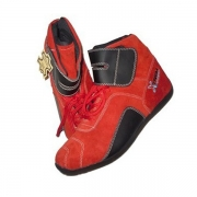 Bottines karting XTREM MOTORSPORT - coloris rouge